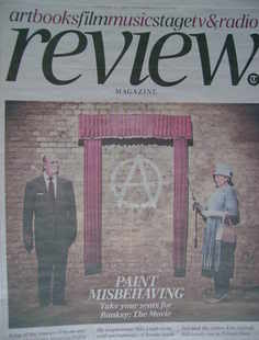 The Daily Telegraph Review newspaper supplement - 27 February 2010