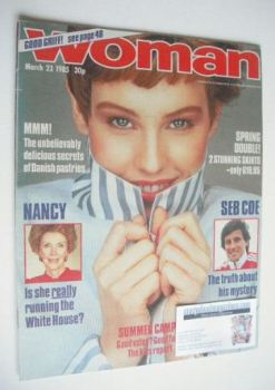 Woman magazine (23 March 1985)