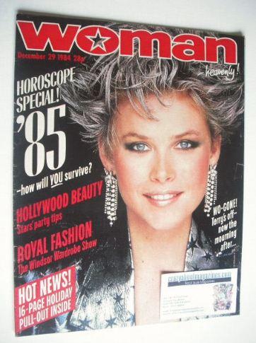 <!--1984-12-29-->Woman magazine (29 December 1984)