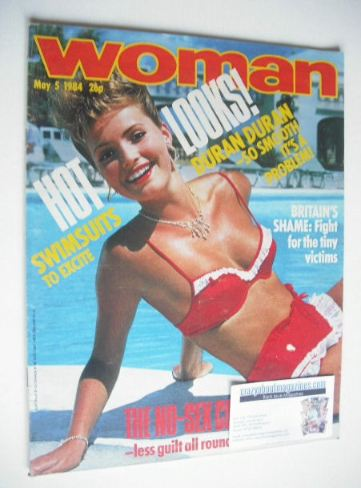 <!--1984-05-05-->Woman magazine (5 May 1984)