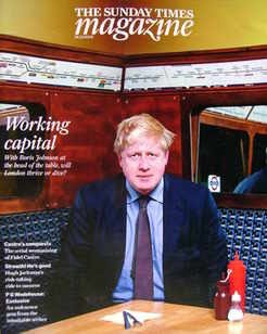 <!--2008-12-28-->The Sunday Times magazine - Boris Johnson cover (28 Decemb