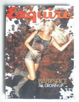 <!--1999-12-->Esquire magazine - Emma Bunton cover (December 1999)