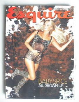 Esquire magazine - Emma Bunton cover (December 1999)