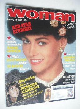 Woman magazine (28 January 1984)