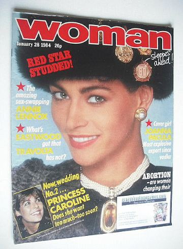 <!--1984-01-28-->Woman magazine (28 January 1984)