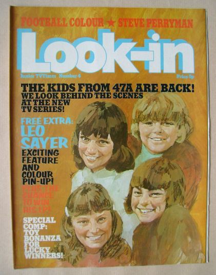 <!--1974-02-02-->Look In magazine - 2 February 1974