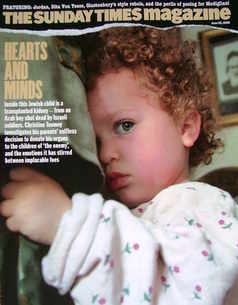 <!--2006-06-25-->The Sunday Times magazine - Hearts And Minds cover (25 Jun