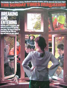 <!--2007-06-03-->The Sunday Times magazine - Breaking and Entering cover (3