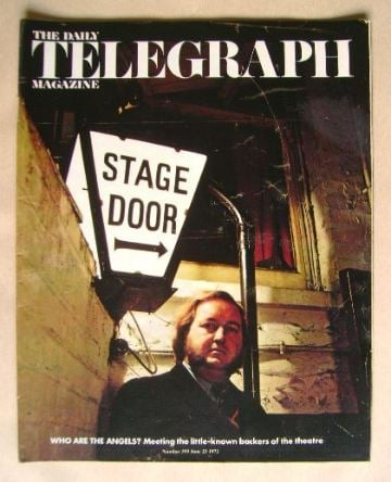 <!--1972-06-23-->The Daily Telegraph magazine - Bryan Montgomery cover (23