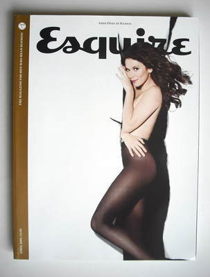 <!--2008-04-->Esquire magazine - Anna Friel cover (April 2008 - Subscriber'