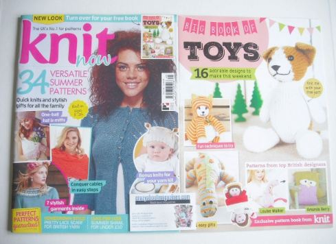 <!--0048-->Knit Now magazine (Issue 48)