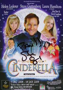 Steve Guttenberg autograph
