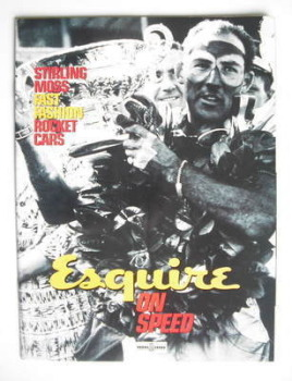 Esquire supplement - Stirling Moss cover (1999)