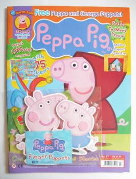 <!--2009-11-->Peppa Pig magazine - No. 47 (November 2009)
