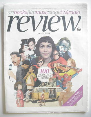 The Daily Telegraph Review newspaper supplement - 7 November 2009 - 100 Fil