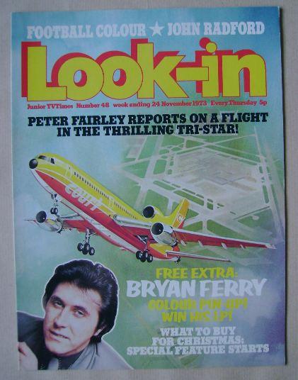 <!--1973-11-24-->Look In magazine - 24 November 1973