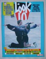 <!--1984-03-24-->Look In magazine - Jayne Torvill and Christopher Dean cover (24 March 1984)