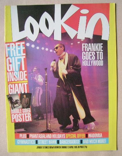 <!--1985-04-13-->Look In magazine - 13 April 1985
