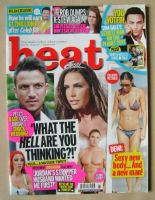 <!--2013-01-26-->Heat magazine - 26 January - 1 February 2013