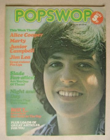 <!--1974-01-26-->Popswop magazine - 26 January 1974