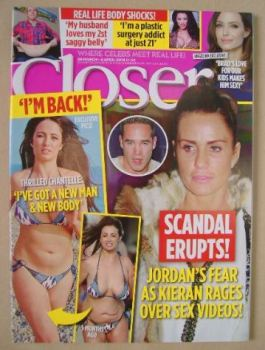 Closer magazine - 29 March - 4 April 2014