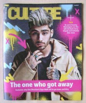 Culture magazine - Zayn Malik cover (24 January 2016)