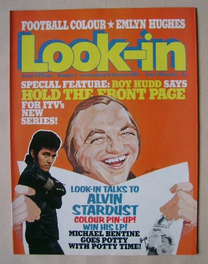 <!--1974-01-12-->Look In magazine - 12 January 1974