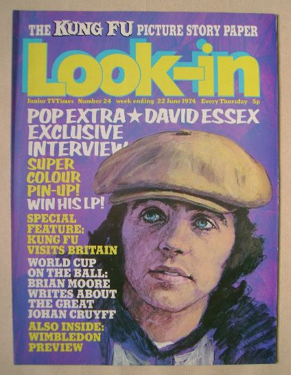 <!--1974-06-22-->Look In magazine - 22 June 1974