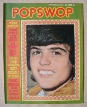 Popswop magazine - 23 December 1972