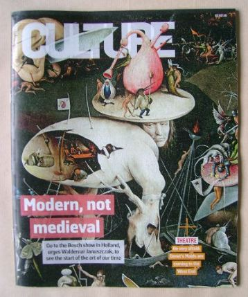 <!--2016-02-07-->Culture magazine - 7 February 2016