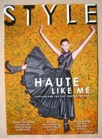 <!--2013-07-14-->Style magazine - 14 July 2013
