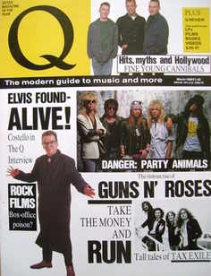 <!--1989-03-->Q magazine - March 1989 (out of stock)
