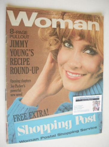 <!--1969-02-22-->Woman magazine (22 February 1969)