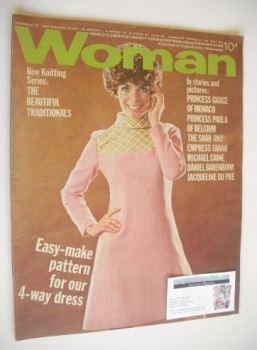 Woman magazine (8 February 1969)