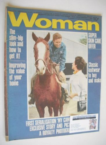 <!--1969-02-01-->Woman magazine (1 February 1969)