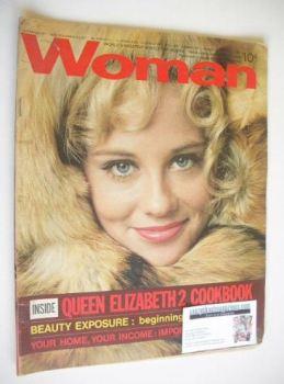 Woman magazine (18 January 1969)