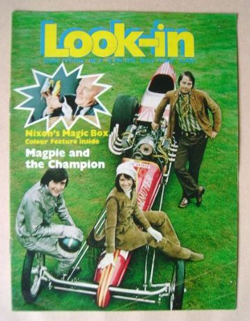 <!--1971-02-13-->Look In magazine - 13 February 1971