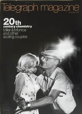 <!--1999-12-18-->Telegraph magazine - Marilyn Monroe and Arthur Miller cove