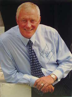 Barry Hearn autograph