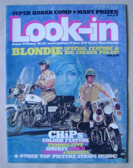 <!--1979-06-23-->Look In magazine - 23 June 1979