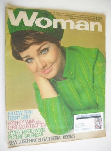 <!--1969-01-04-->Woman magazine (4 January 1969)