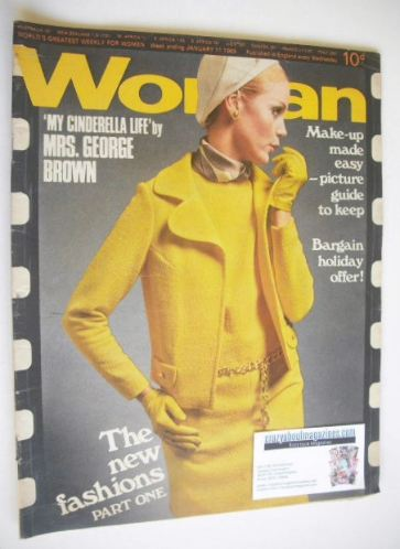 <!--1969-01-11-->Woman magazine (11 January 1969)