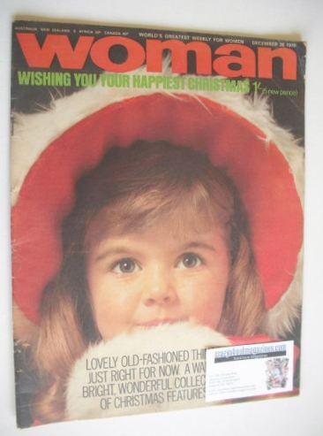 <!--1970-12-26-->Woman magazine (26 December 1970)