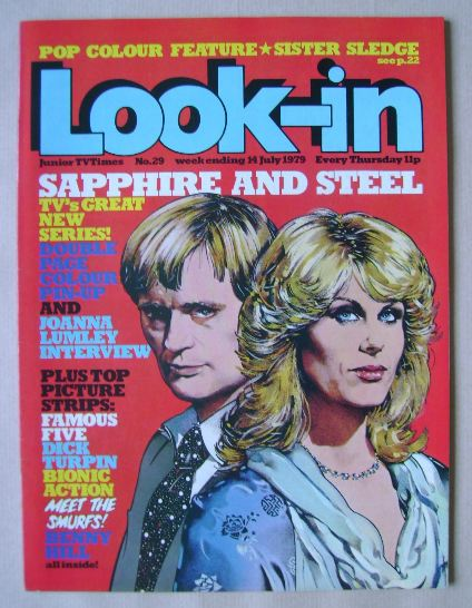 <!--1979-07-14-->Look In magazine - 14 July 1979
