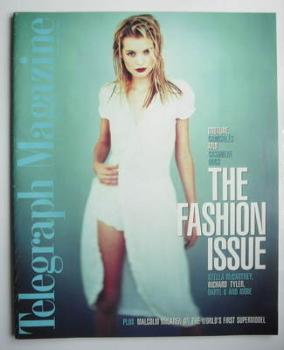 Telegraph magazine - The Fashion Issue (21 March 1998)