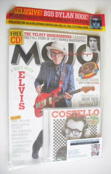 <!--2015-12-->Mojo magazine - Elvis Costello cover (December 2015)