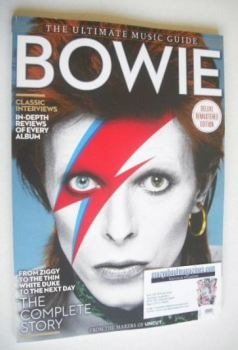 The Ultimate Music Guide magazine - David Bowie cover (June 2015)