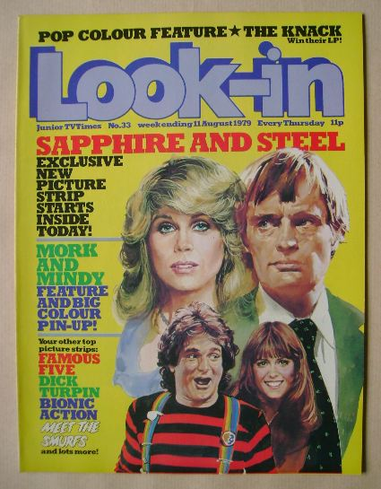 <!--1979-08-11-->Look In magazine - 11 August 1979