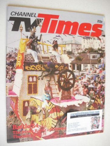<!--1984-08-04-->CTV Times magazine - 4-10 August 1984 - Jersey's Battle '8