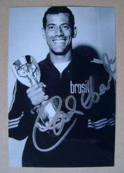 Carlos Alberto autograph